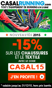 Code réduction Casal Running